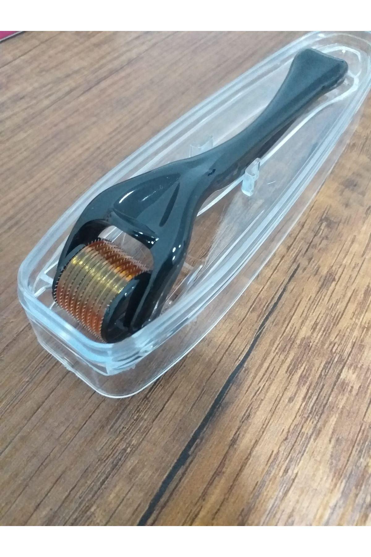 Dermaroller 540 İğneli 0.5 mm Derma Skin Roller Saç Cilt Yüz Tarağı